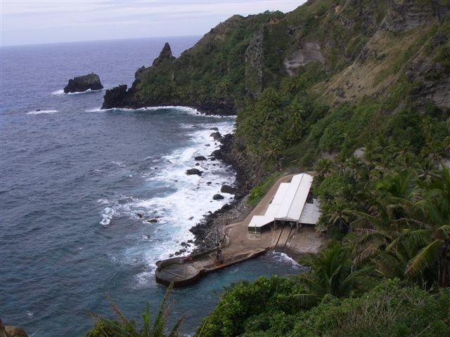 Pitcairns havn