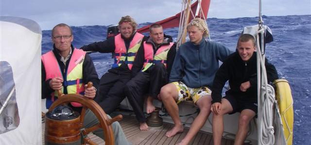 Århusdrengene på Tahiti