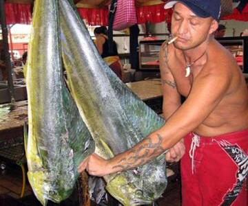 Det er ikke bare bare at komme til Bora Bora